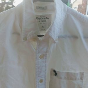 Abercrombie and Fitch button down